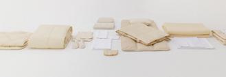 人と自然にやさしい素材だけを用いた寝具のラインナップ