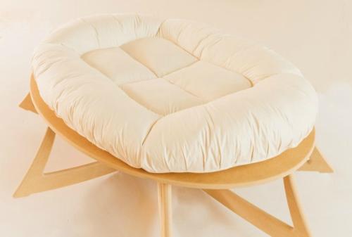 人類進化ベッド